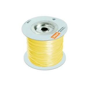 Rolo de Fio Quadrado Nylon 3mm p/ Roçadeira Amarelo - Stihl