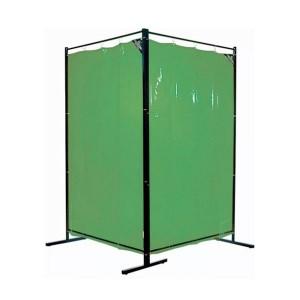 Cortina Verde para Solda 1.22x0.35x1.78m - Carbografite