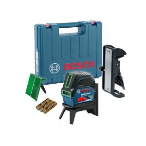 Nível à Laser de Linhas GCL 2-15 G (Linha Verde) - Bosch
