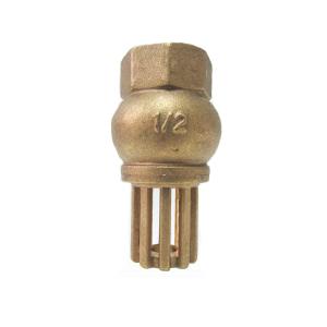 Válvula Metal Poço 1 Pol. - Brasfort