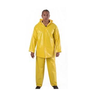 Conjunto Chuva P Amarela Amarelo