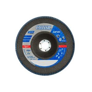 Disco Lixa Ferro 4.1/2 Pol. 40 Flap Classic - Norton