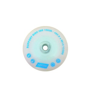 Suporte Disco Lixa 4.1/2 Pol. Nylon Duro - Norton