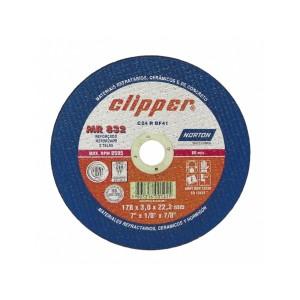Disco Diamantado Porcelanato Clipper Pro 200mm - Norton