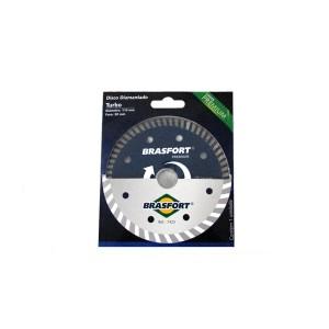 Disco Diamantado 110mm Turbo Premium 7425 - Brasfort