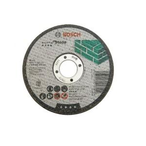 Disco Corte 115x22,2mm Reto para Pedra - Bosch