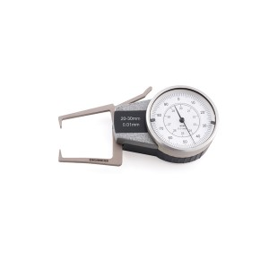 Medidor Externo c/ Relógio Capacidade 0-20mm - Digimess