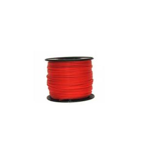Rolo de Fio Redondo Nylon p/ Roçadeira 2.7mm x 512m Vermelho - Stihl