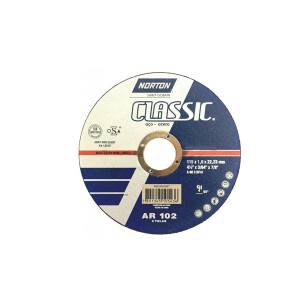 Disco de Corte  4.1/2 Pol. x 1.6 x 7/8 Pol. AR102C - Norton