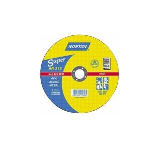 Disco de Corte 4.1/2 Pol. x 1/8 Pol. x 7/8 Pol. AR321 - Norton
