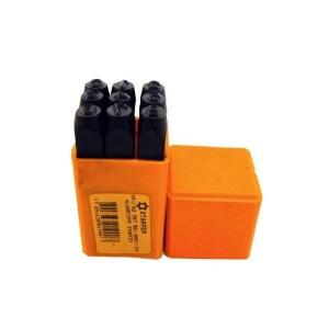 Algarismo de Bater 4mm - Starfer