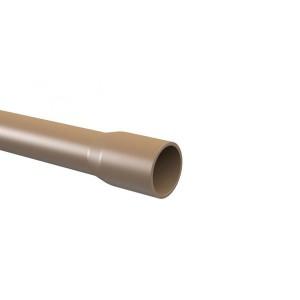 Tubo PVC 50mm x 6m 1/2 Pol. - Amanco