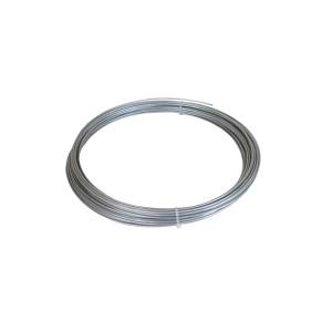 Arame Galvanizado Rolo 1K 2.77mm Fio 12