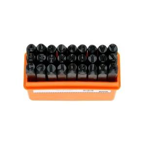 Alfabeto de Bater 8mm