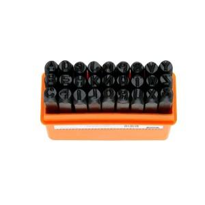 Alfabeto de Bater 6mm