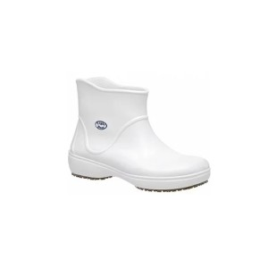 Bota Eva Light Boot Antiderrapante BB85 Branco - Soft Works