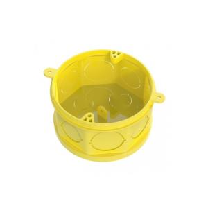 Caixa de Luz 3x3 Octagonal Amarela - Tigre