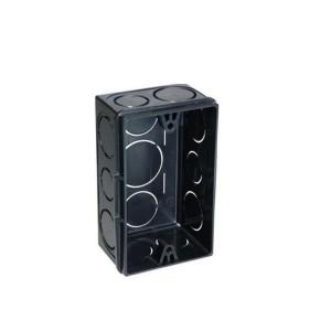 Caixinha de Luz PVC 4x2 Preto