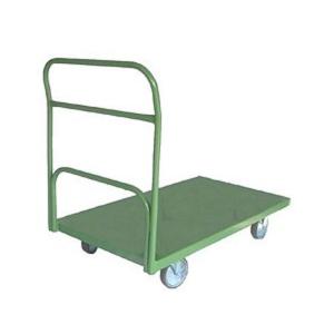 Carrinho Plataforma 1.00x0.60m Chapa 1 Aba P137A -  Sheer