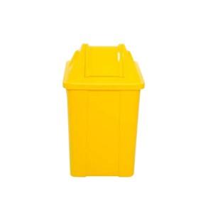 Cesto de Lixo 60 L Quadrado Basculante