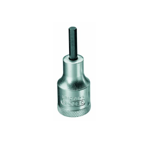 Chave Soquete Allen Hexagonal 5mm Encaixe 1/2 Pol. Gedore