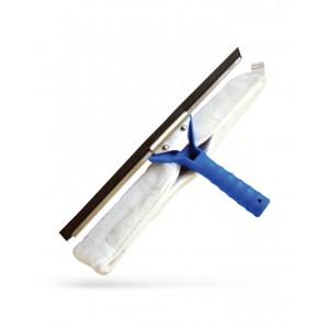 Rodo Combinado Lavador Vidros 25cm sem Cabo - Bralimpia