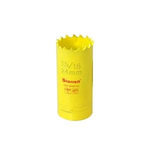 Serra Copo Aço Rápido 24mm 15/16 Pol. KSH1056-S - Starrett