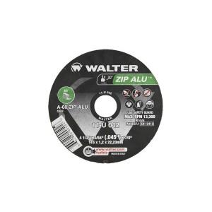 Disco de Corte 4.1/2 Pol. x 1/16 x 7/8 Pol Zipcut - Walter