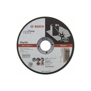 Disco de Corte Inox 125mm - Bosch