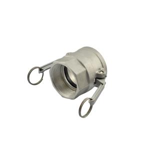 Acoplador Fêmea NPT 19.0mm 3/4 Pol em Alumínio ERT-D