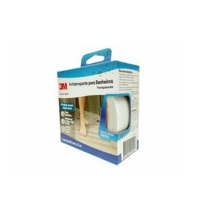 Fita Antiderrapante Transparente 50mm x  5m - 3M