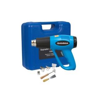 Soprador Térmico 2000W 300 a 550 °C com Acessórios - Gamma