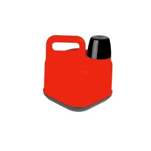 Botijão Térmico Vermelho 3 L - Mor