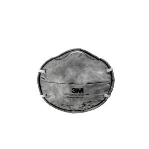 Máscara Descartável s/ Válvula 8713 Cinza - 3M