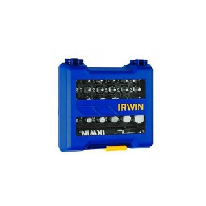 Conjunto Insert / Power Bits Diversos 58 Pçs - Irwin