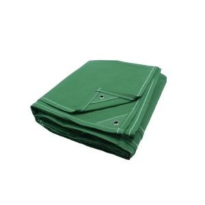 Lona Algodão 08 x 10 - nº 10 Verde