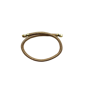 Mangueira de Gás 1.25m Dourada Flexível