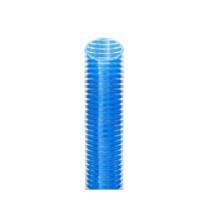 Mangueira de Sucção Azul 63.5mm 2.1/2 Pol ( Vendida por Metro)