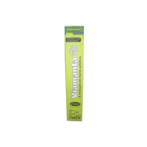 Manta Asfáltica 3mm Viamanta Fix Alumínio - Viapol