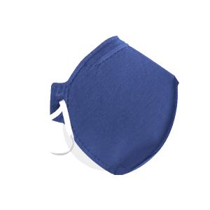 Máscara Respiratória P2 sem Válvula Azul (Equivale N95)