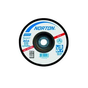 Disco de Desbaste p/ Inox 4.1/2 Pol. x 3/16 Pol. x 7/8 Pol. - BDA530 - Norton