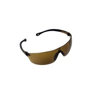 Óculos de Segurança Pallas - Marrom - Kalipso