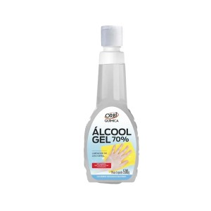 Álcool Gel 70% 500ml