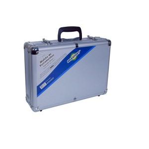 Caixa de Ferramentas Maleta Aluminio 39x24x9cm 8311 - Brasfort