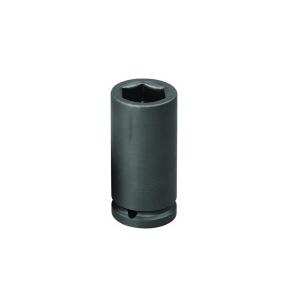 Soquete Sextavado de Impacto Longo 18mm Encaixe 1/2 Pol. - Gedore