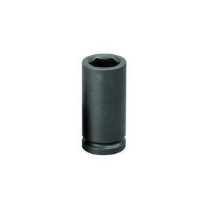Soquete Sextavado de Impacto Longo 24mm Encaixe 3/4 Pol. - Gedore