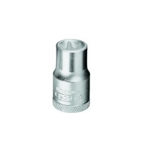 Soquete Torx E10 Encaixe 1/2 Pol. - Gedore