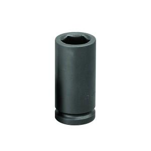 """Soquete Impacto Longo 25.4 mm 1"""" Encaixe 3/4"""""""