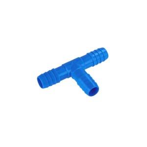 Te PVC Triplo 1/2 Pol.