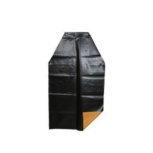 Avental 1.20 x 0.70m Laranja/Preto PL 1000